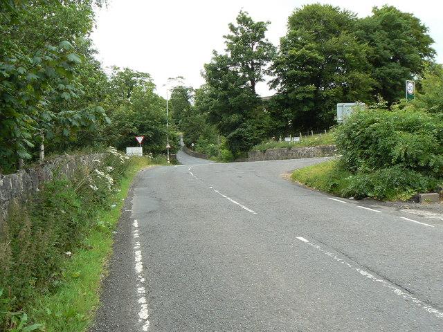 Road junction