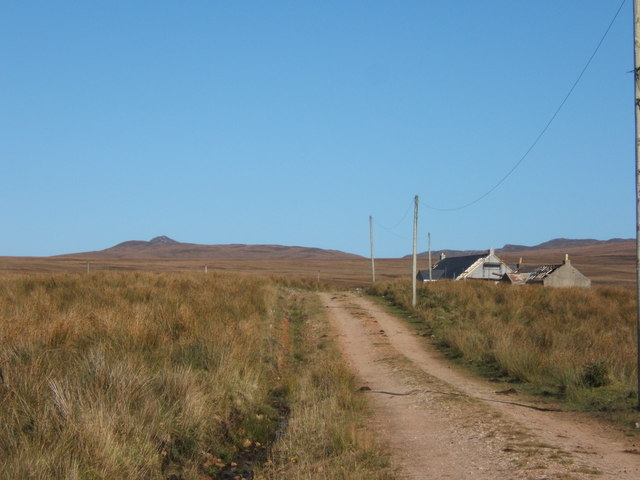 House on Glenmachrie Lots