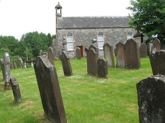 Wamphray Parish Church