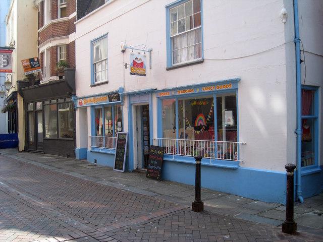 Bumper Bookshop, George Street