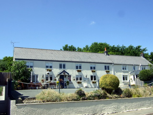 The Ferryboat Inn, Wdig/Goodwick