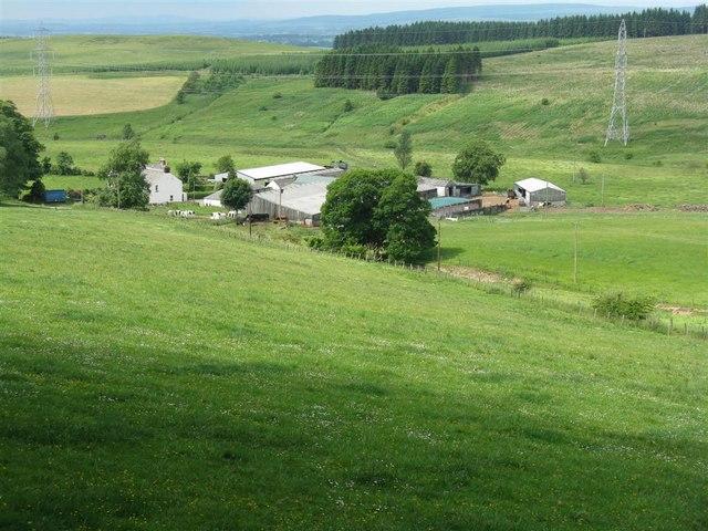 Farmland at Fingland