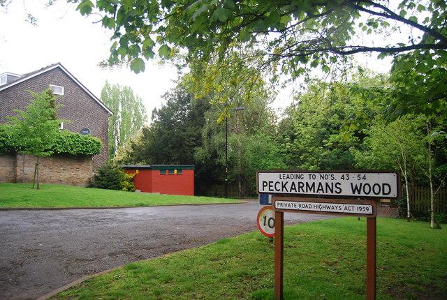Peckarmans Wood