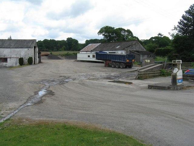Hutton Mill at Boreland