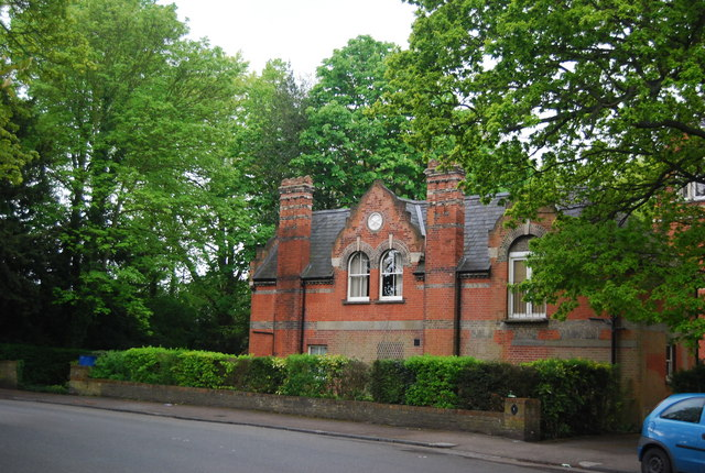 Large Victorian house, Crescent Wood Rd
