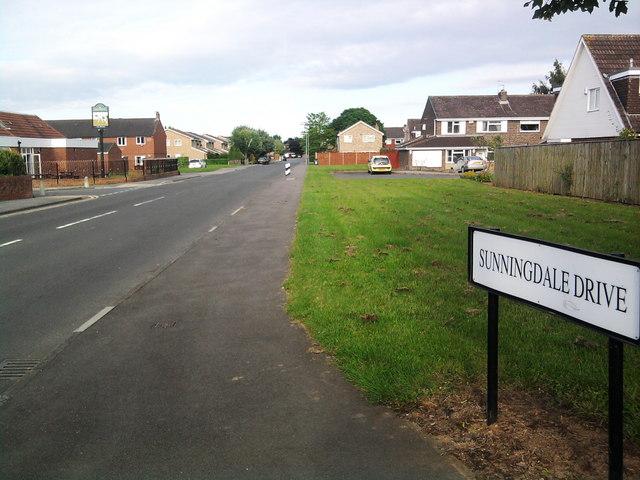 Sunningdale Drive, Eaglescliffe