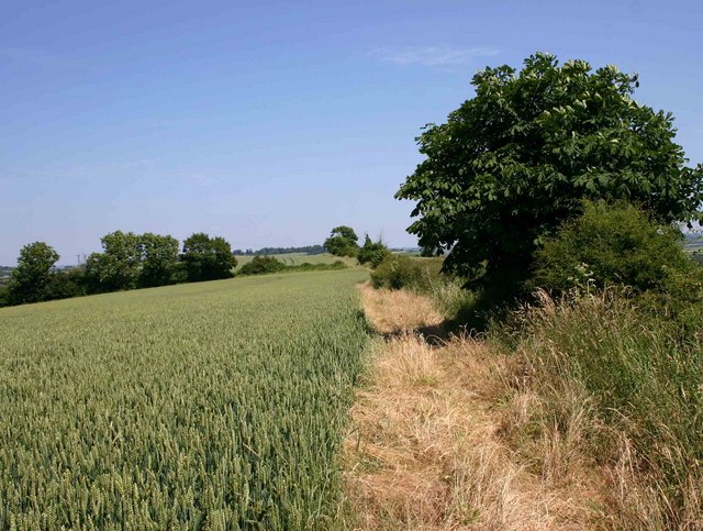 Footpath to Honington