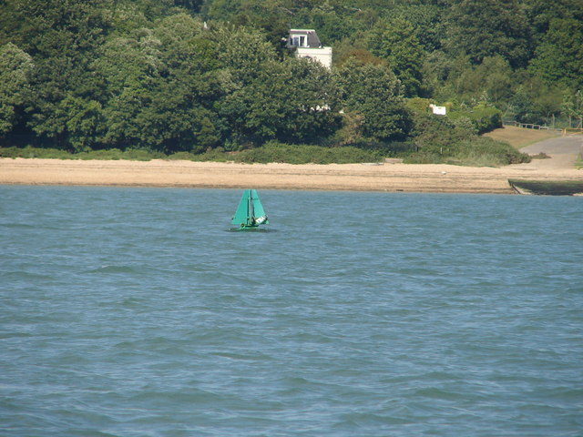 After Barn Starboard Channel Buoy