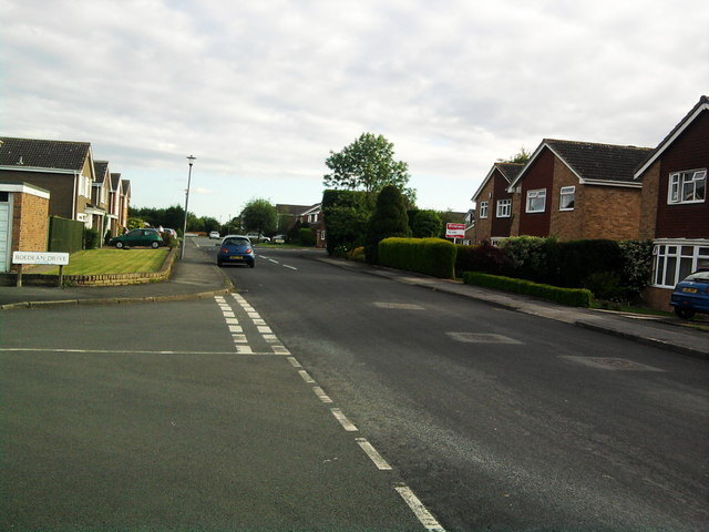 Brookwood Way, Eaglescliffe