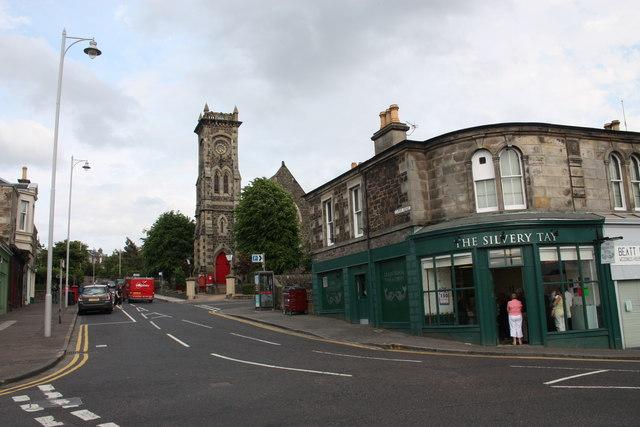 Cupar Road, Newport-on-Tay