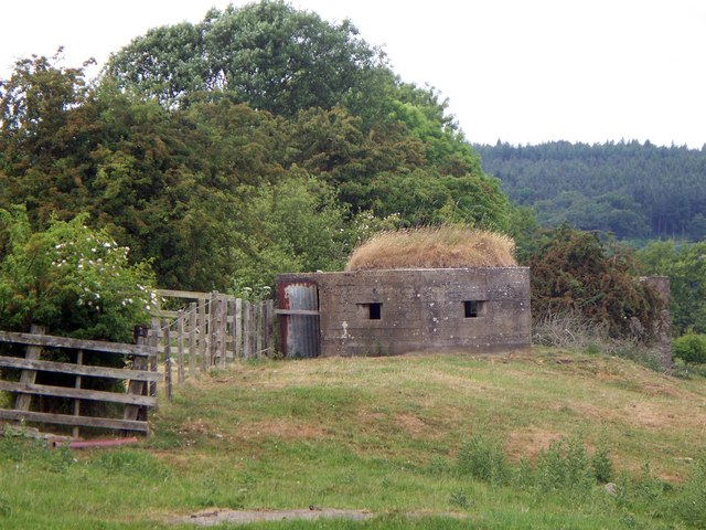 Pillbox, Brinkburn