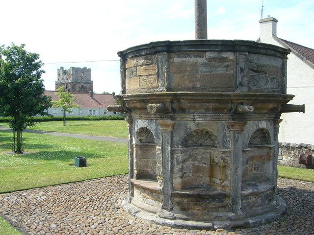 Preston Cross and Preston Tower