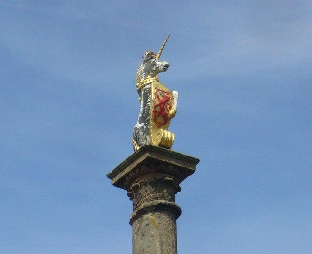 Preston Cross unicorn