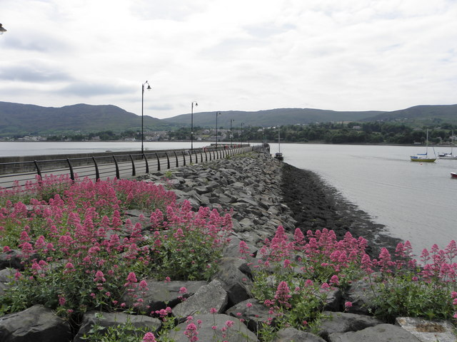 Warrenpoint Breakwater