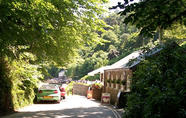 The Galley Restaurant in Lon Nant Iago