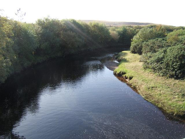 View from Laggan Bridge