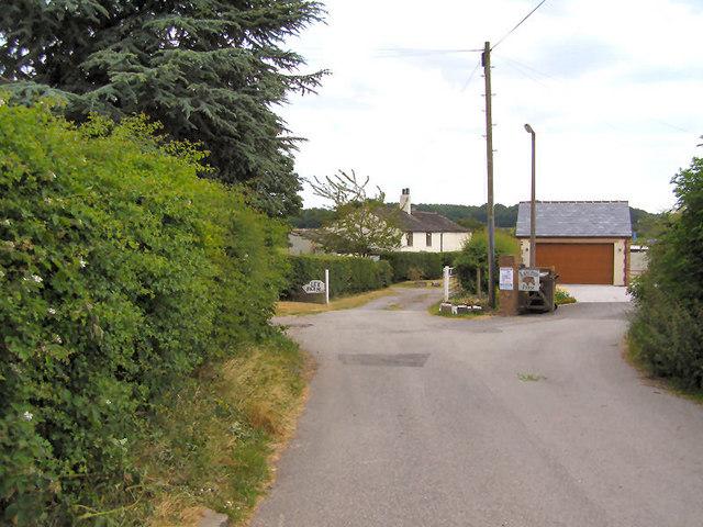 Lane End