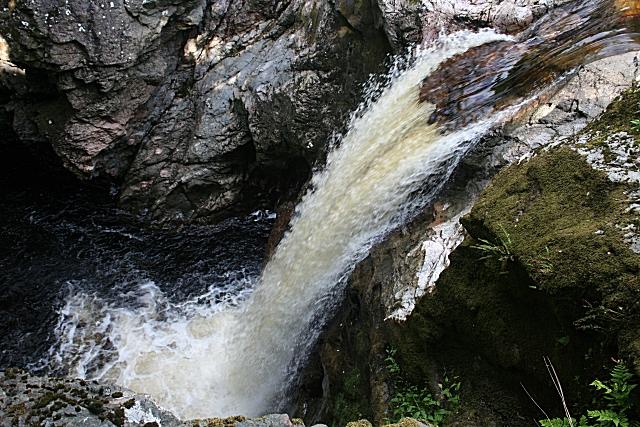 Upper Falls of Foyers