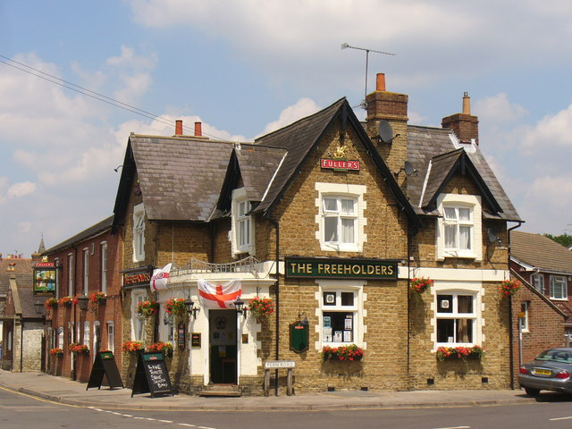 The Freeholders, Farncombe