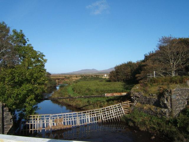 Old Laggan Bridge from New Laggan Bridge
