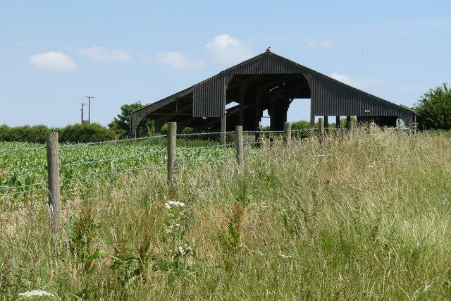 Barn at Higher Bockhampton, Dorset