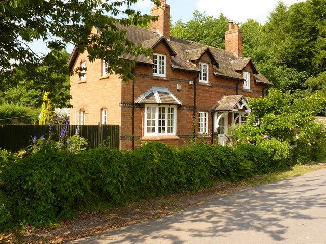 Woodlands Lodge cottage