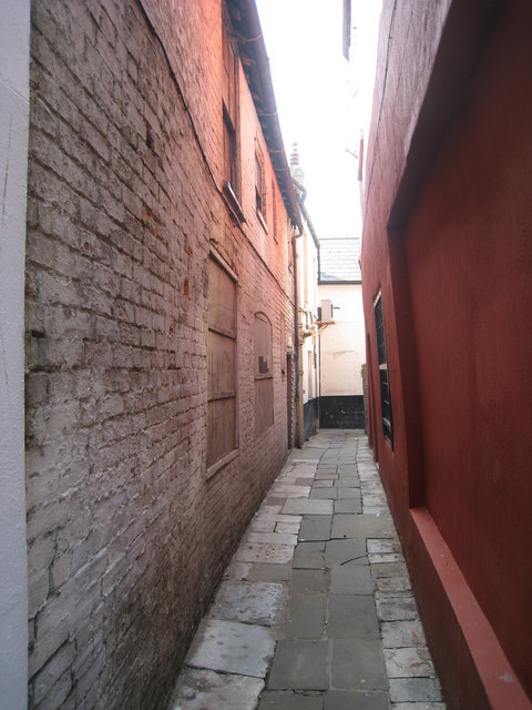 Alleyway off George Street