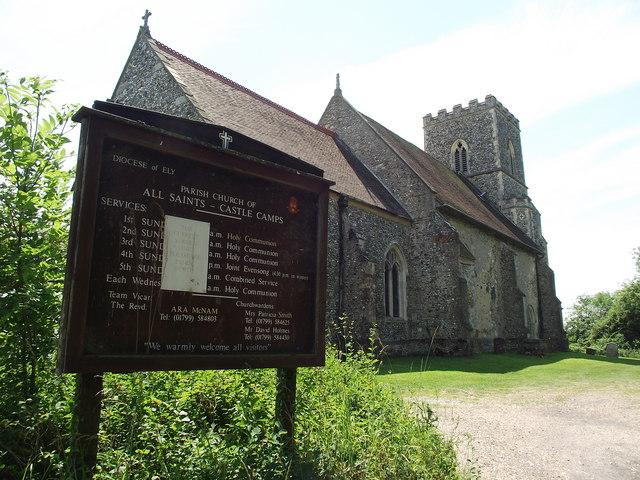 All Saints Castle Camps