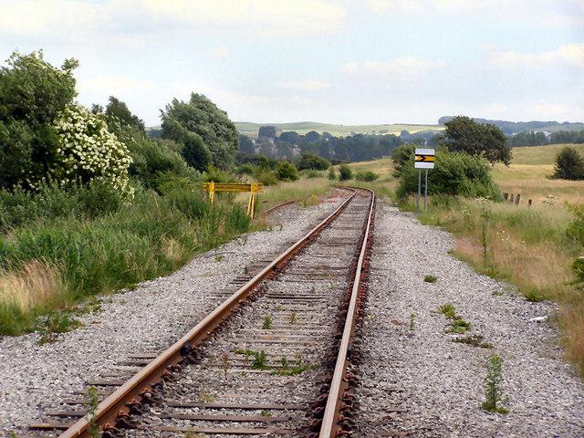 Railway to Castleton