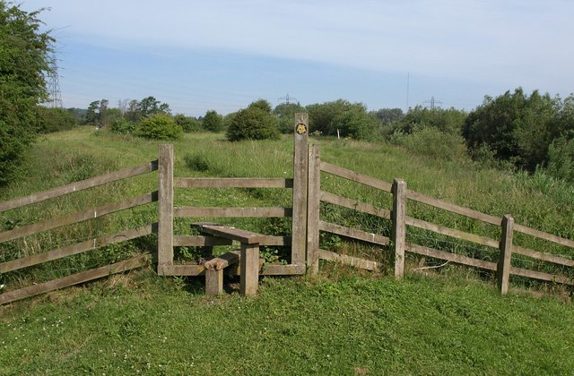 Stile on Sud Meadow
