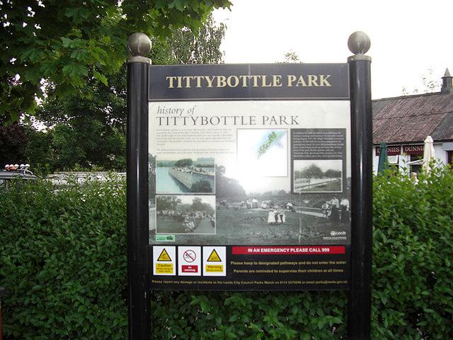 Tittybottle Park