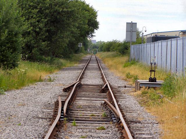 Railway to Heywood