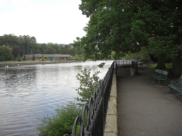 River Wharfe and Tittybottle Park