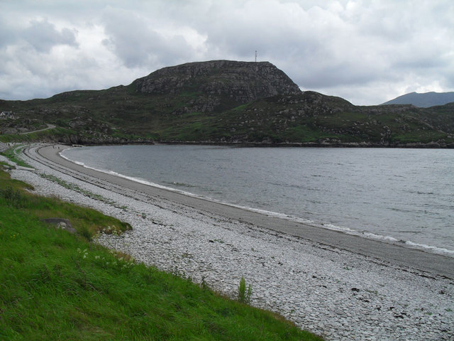 Ardmair beach