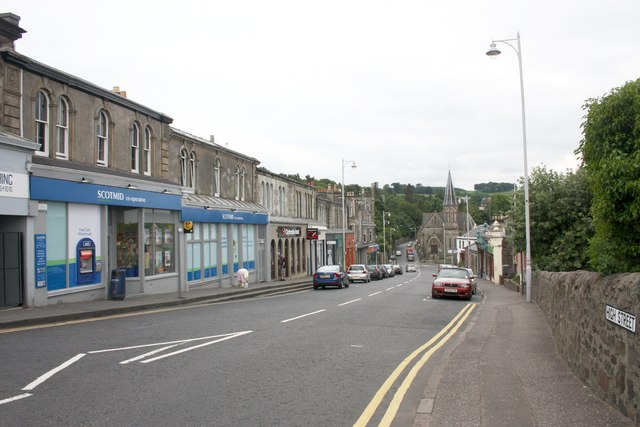 High Street, Newport-on-Tay