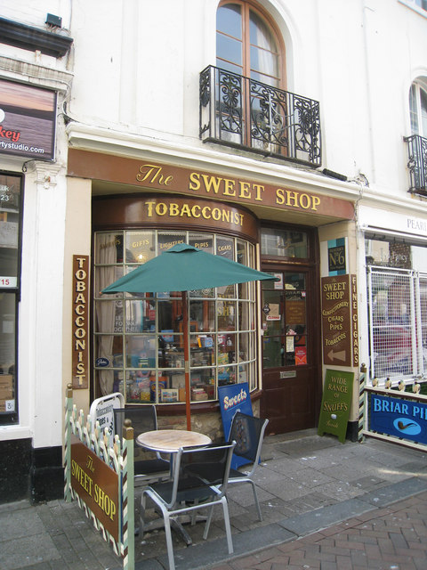 The Sweet Shop, George Street