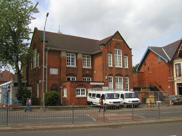 Park House Youth Centre, Coton Road