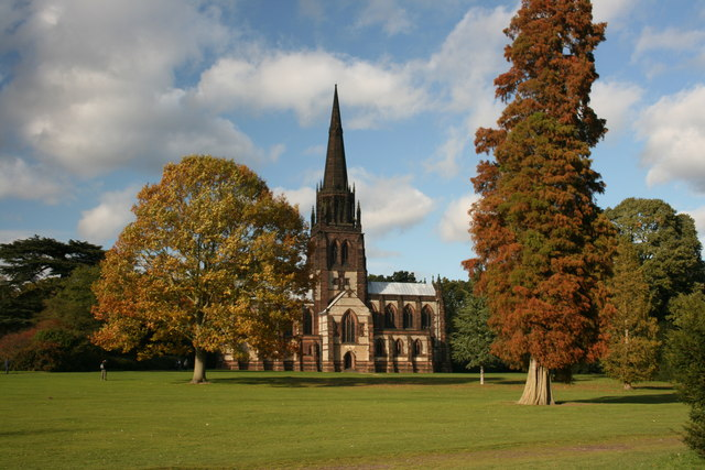 Chapel, Clumber Park, Nottinghamshire