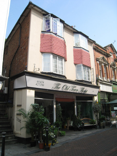 The Old Town Florist, George Street