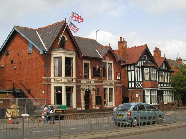 Nuneaton Ex-Servicemen's Club, Coton Road