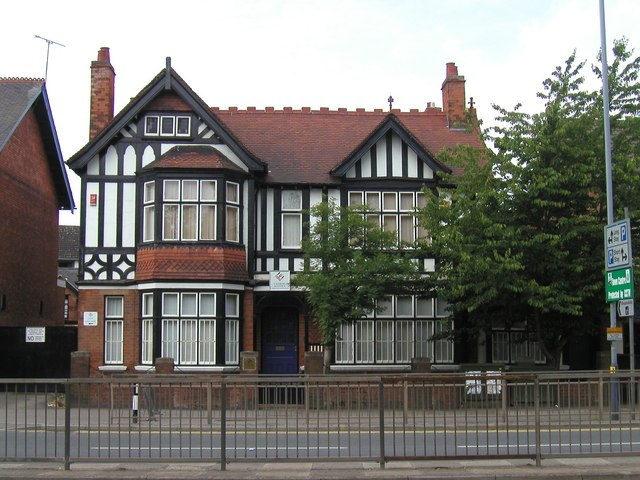 'Catering Alliance' offices, Coton Road
