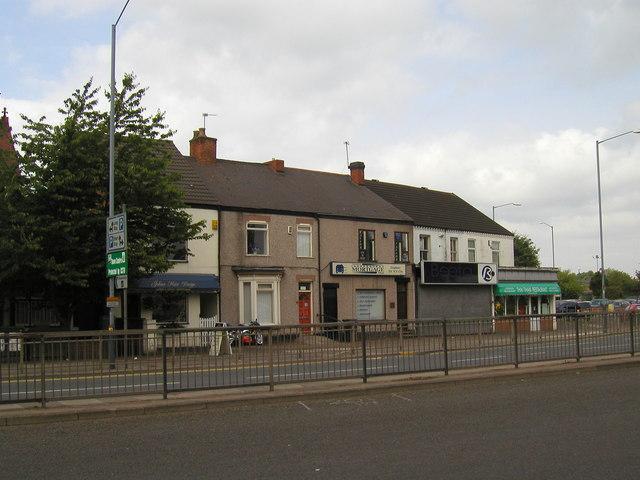 18-22 Coton Road, Nuneaton