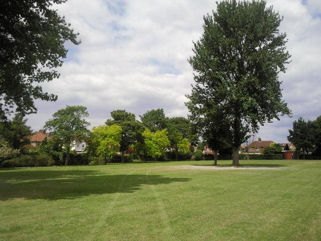 Stevens Park, Welling