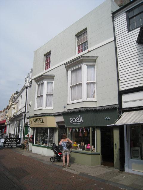 45a & 45b, George Street