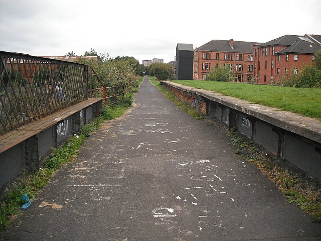 Whiteinch Riverside Station