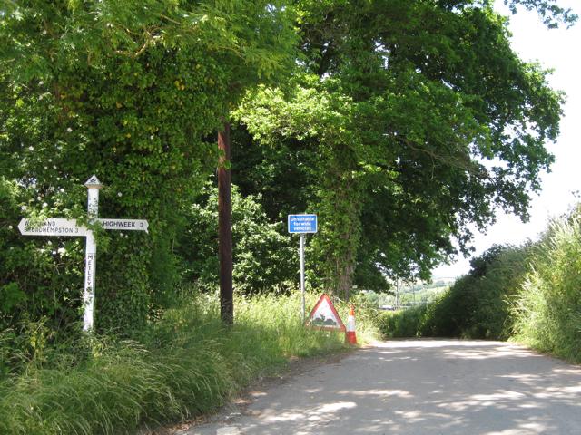 Metley Cross