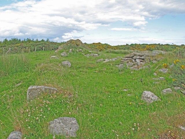 Crofthouse Ruin