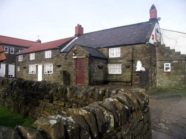 The Lion Inn, Blakey Ridge, North Yorkshire