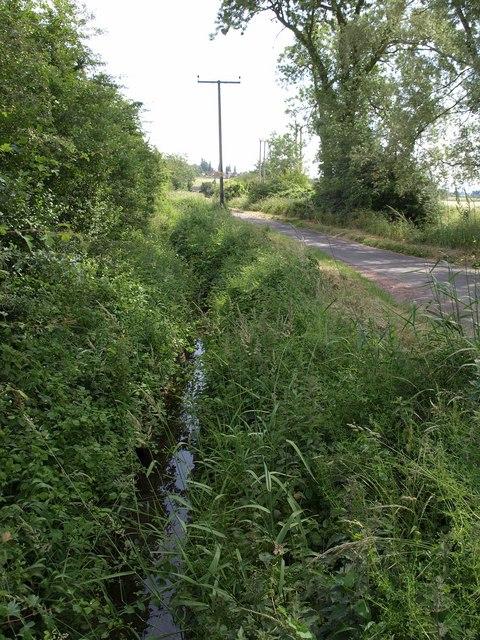 Ditch, Rea Lane