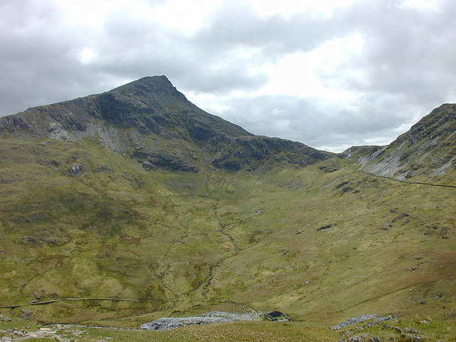 Yr Aran from the Watkin Path